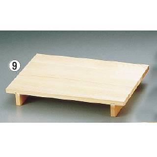 【まとめ買い10個セット品】 木製 抜き板(サワラ材) 小【 寿司 おにぎり用抜き板 】