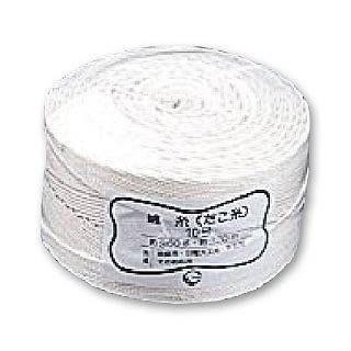 【まとめ買い10個セット品】綿 たこ糸[玉巻360g] 6号 【 肉たたき 肉つり関連品 】