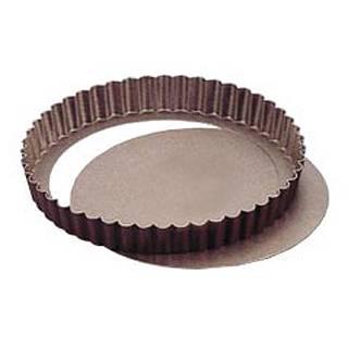 【まとめ買い10個セット品】『 ケーキ型 焼き型 タルト型 』ゴーベル タルト型 底取 226420 φ200mm