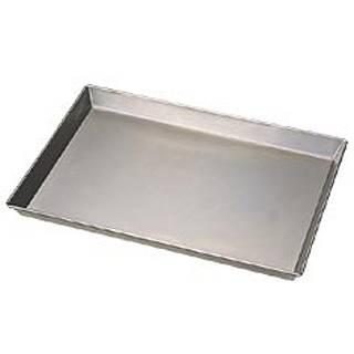 【まとめ買い10個セット品】『 天板類 』SA鉄手造り天板 8枚取 浅型