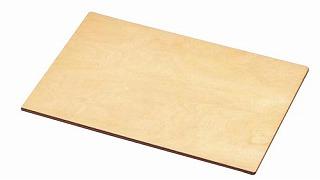 【まとめ買い10個セット品】『のし台 』SAケーキめん台[シナ合板] 600×450×H8mm