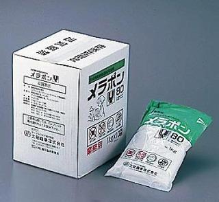 合成樹脂食器漂白用洗剤 メラポン Y50 10kg[低温用] 【 業務用 【 洗浄剤 】