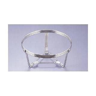 TKG18-8アストラル 丸スタンド 29 【 チェーフィングディッシュ バイキング 皿 陶器 サラダバー フードバー 】