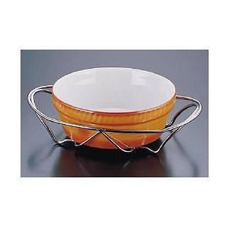 SAシャトレ 丸オーブンディッシュセット 14-3011-24B 【 業務用 【 チェーフィングディッシュ バイキング 皿 陶器 サラダバー フードバー 】