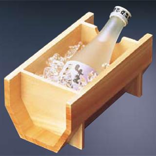 【まとめ買い10個セット品】 白木 冷酒クーラー【 ワインクーラー 】