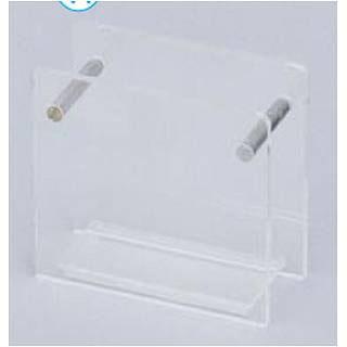 【まとめ買い10個セット品】 アクリル ナフキン立 NA-209-1 透明【 ナフキンスタンド 】