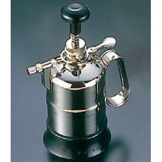 クロームメッキ噴霧器 防水型 小型[400cc] 【 業務用 【 衛生用スプレー 】