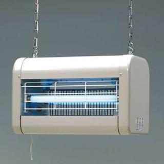 屋内用電撃殺虫器 GK-2030Y 【 業務用 【 石崎電機 害虫対策 殺虫器 】