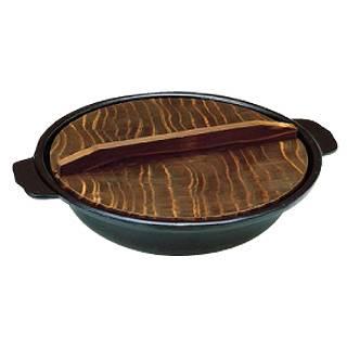 アルミ電磁用寄せ鍋 30cm[卓上鍋関連品] 【 業務用 【 料理宴会用 寄せ鍋 】