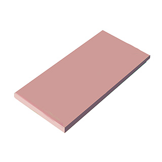 『 まな板 業務用1000mm 』瀬戸内 一枚物カラーまな板 ピンク K10A 1000×350×H30mm【 メーカー直送/代金引換決済不可 】