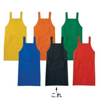 【まとめ買い10個セット品】【 エプロン A-1768 L [ブラック] 】 【 厨房用品 調理器具 料理道具 小物 作業 】