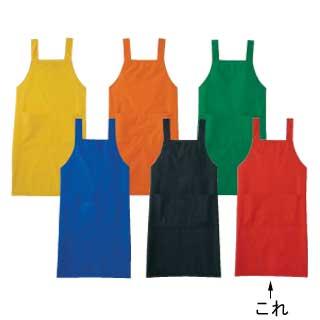【まとめ買い10個セット品】【 エプロン A-1769 L [レッド] 】 【 厨房用品 調理器具 料理道具 小物 作業 】