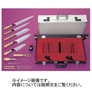 【業務用】堺孝行 和包丁オリジナルセット 特上 レザーケース入業務用 和包丁