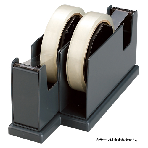 【まとめ買い10個セット品】ペアカッター TD-200-BK 黒 1個 オープン【 事務用品 貼 切用品 テープカッター 】