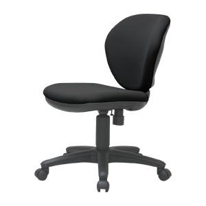 【まとめ買い10個セット品】オフィスチェア K-921 K-921(BK) ブラック 1脚 【メーカー直送/代金引換決済不可】【 オフィス家具 OAチェア イス 椅子 】