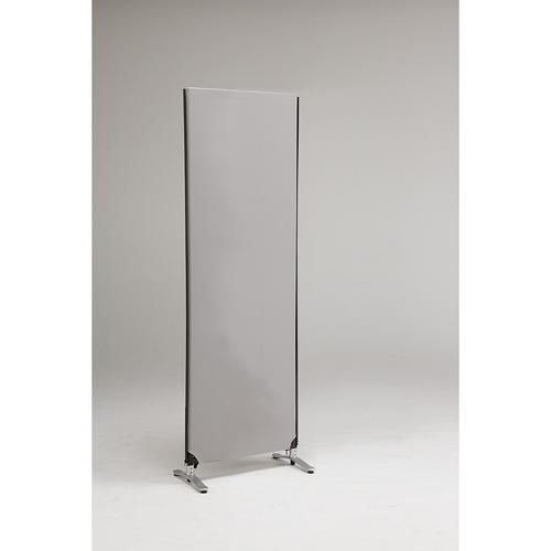 【まとめ買い10個セット品】 ZIP LINK システムパーティション 高さ1850mm YSNP70L-LG ライトグレー