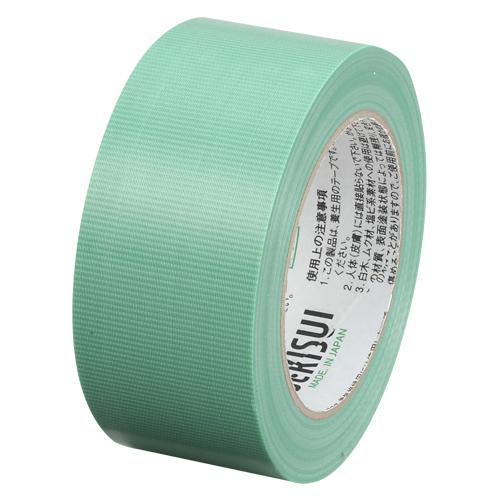 【まとめ買い10個セット品】 フィットライトテープ  No.738 長さ50m  N738M14 緑:厨房卸問屋 名調