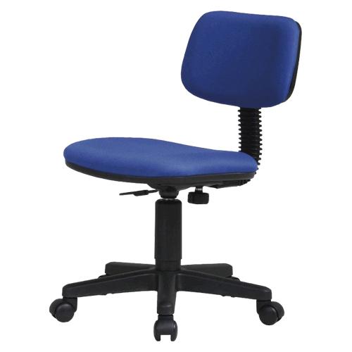 【まとめ買い10個セット品】オフィスチェア K-926 K-926(BL) ブルー 1脚 【メーカー直送/代金引換決済不可】【 オフィス家具 OAチェア イス 椅子 】