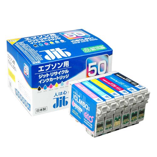 【まとめ買い10個セット品】 インクジェットカートリッジ  JIT-E506PZ 6色パック