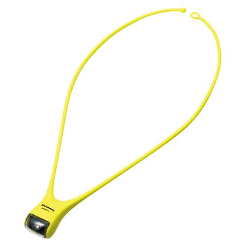 【まとめ買い10個セット品】 LEDネックライト  BF-AF10P-Y ライムイエロー