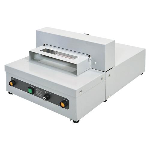 【まとめ買い10個セット品】 電動裁断機(自動紙押さえタイプ) A4判 本体 CE-31DS