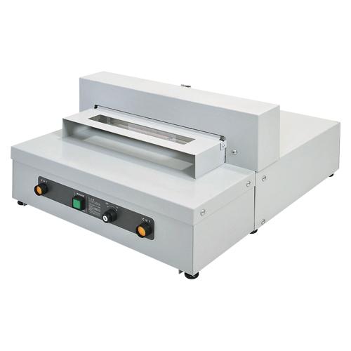 【まとめ買い10個セット品】 電動裁断機(自動紙押さえタイプ) A3判 本体 CE-43DS