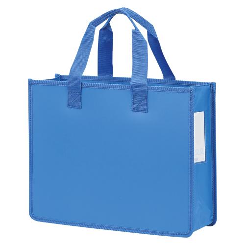 【まとめ買い10個セット品】ノータム オフィス・トートバッグJ A4判(収納幅106mm) UNT-A4J#36 ブルー 1個 サクラクレパス【 ファイル ケース ケース バッグ キャリングケース 】