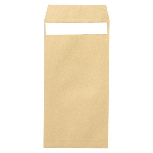 【まとめ買い10個セット品】クラフト封筒 テープ付 CR-ETK2 500枚 クラウン