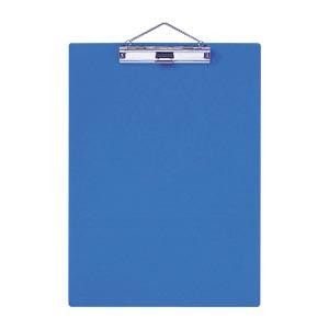 crw-26583 激安通販ショッピング 与え まとめ買い10個セット品 カラー用箋挟 青 A3判タテ型 KB-800-BU