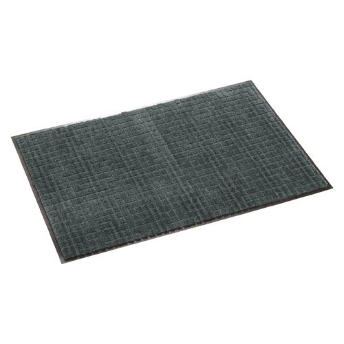 【まとめ買い10個セット品】 雨天用マット ネオレイン  MR-031-040-5 グレー