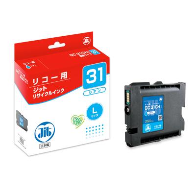 【まとめ買い10個セット品】インクジェットカートリッジ JIT-R31CH 1個 ジット