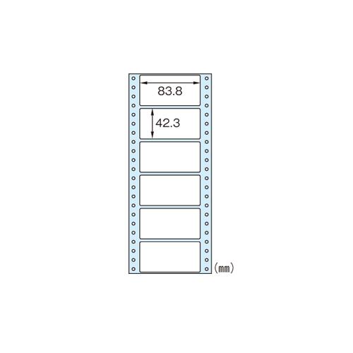 【まとめ買い10個セット品】タックシール GB354 100シート 600片 ヒサゴ【 PC関連用品 OA用紙 タックシール 】