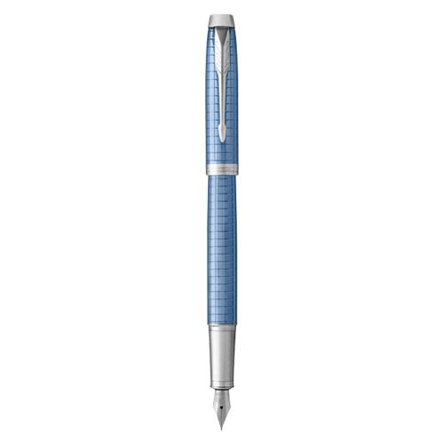 【まとめ買い10個セット品】パーカー・IMプレミアム 万年筆 1975633 ブルーCT 1本 パーカー