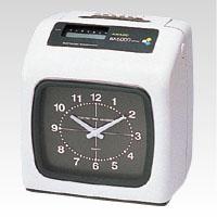 【まとめ買い10個セット品】 電子タイムレコーダー  BX6200-W ホワイト