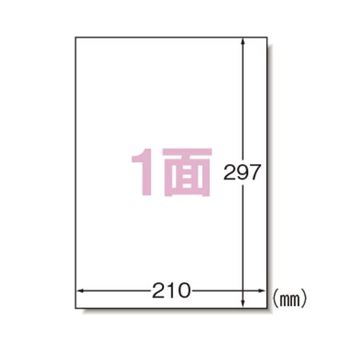 【まとめ買い10個セット品】ラベルシール(レーザープリンタ)GHSラベル A4判 耐水紙タイプ・ホワイト 32801 100枚 エーワン