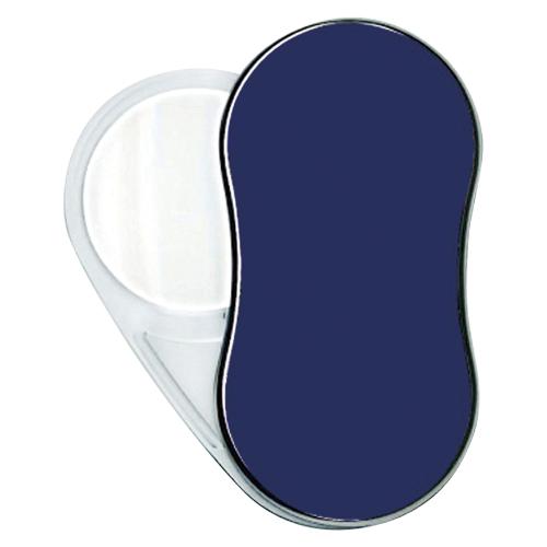【まとめ買い10個セット品】LEDスウィングルーペカラー SRC-DB ダークブルー 1個 共栄プラスチック