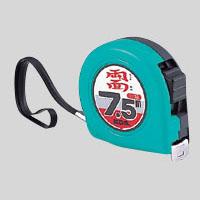 【まとめ買い10個セット品】 コンベックスメジャー 両面ネオロック19mm幅(ストッパー付) ZS19-75BP