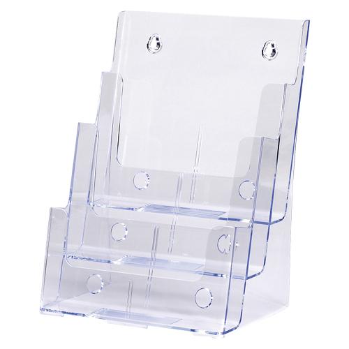 【まとめ買い10個セット品】 カタログスタンド A4サイズ用 CSD-2773-90