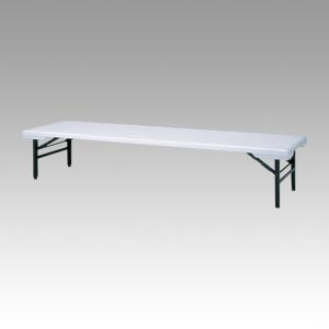 【まとめ買い10個セット品】環境対応樹脂天板テーブル 高さ330mm 座卓タイプ PET-1850Z 1台 ナカバヤシ 【メーカー直送/代金引換決済不可】