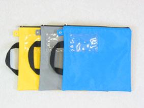 【まとめ買い10個セット品】 集金バッグ  SB-21 ブルー