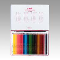 【まとめ買い10個セット品】ユニ・ウォーターカラー UWC36C 1セット 三菱鉛筆【 事務用品 デザイン用品 画材 水彩色鉛筆 】