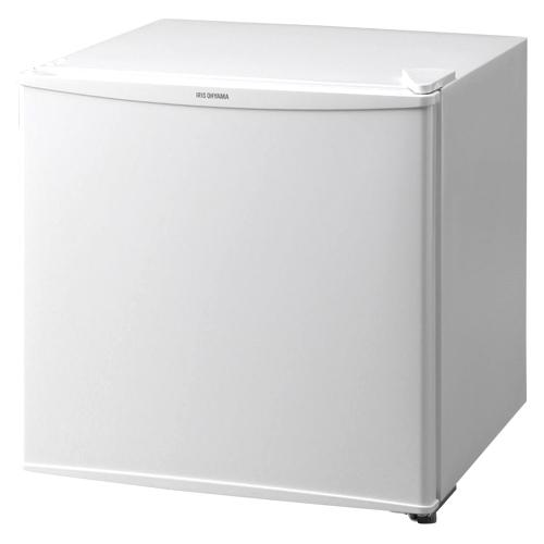 アイリスオーヤマ 冷蔵庫 45L IRR-45-W 【 メーカー直送/代引不可 】