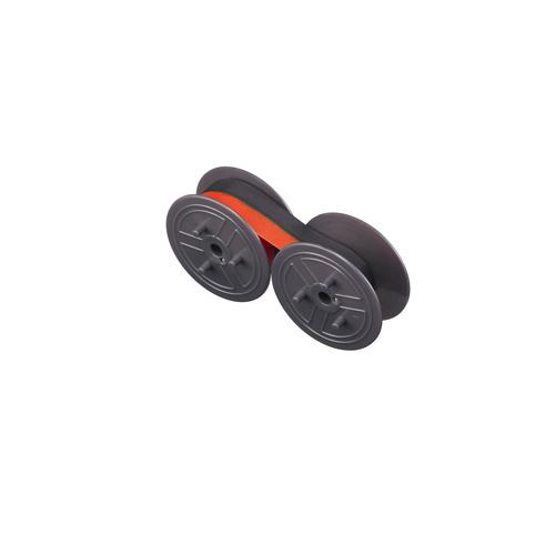 crw-06667 プリンター電卓 プリンター電卓用インクリボン 赤 品質保証 RB-02-A 今だけスーパーセール限定 黒