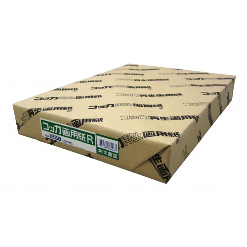 crw-15910 送料無料限定セール中 お気にいる コッカ再生画用紙R KG-1258