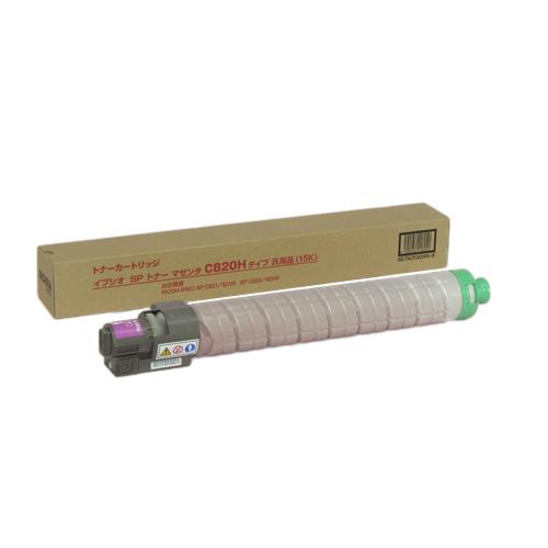 カラーレーザートナー  イプシオ SPトナー マゼンタ C820H 汎用品 マゼンタ大容量