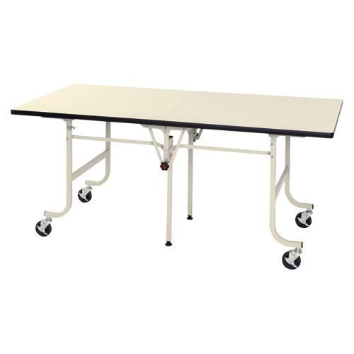 ワークテーブル フライトタイプ  SFM-1890-II アイボリー