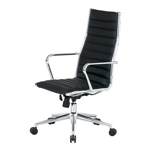 オフィスチェア PLC-120H ブラック