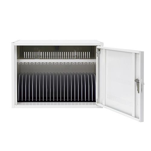 サンワサプライ タブレット収納保管庫 CAI-CAB101W
