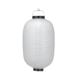 da-030020002 2020新作 装飾用ビニール提灯 15号長型 送料別途品 倉 直送品