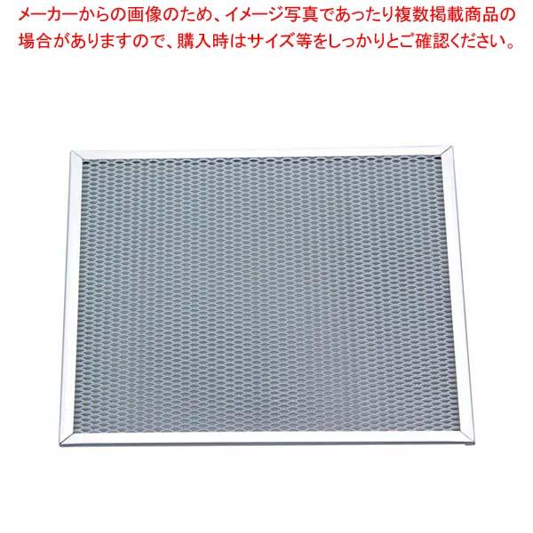 【まとめ買い10個セット品】 アルミピザ焼網 角型 7インチ